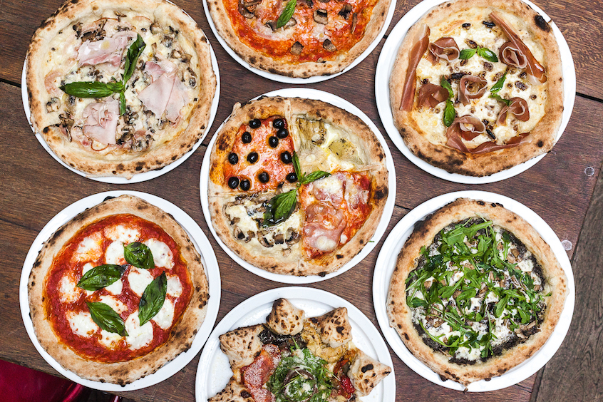 La pizza in Italia: Ogni giorno ne vengono sfornate 8 milioni
