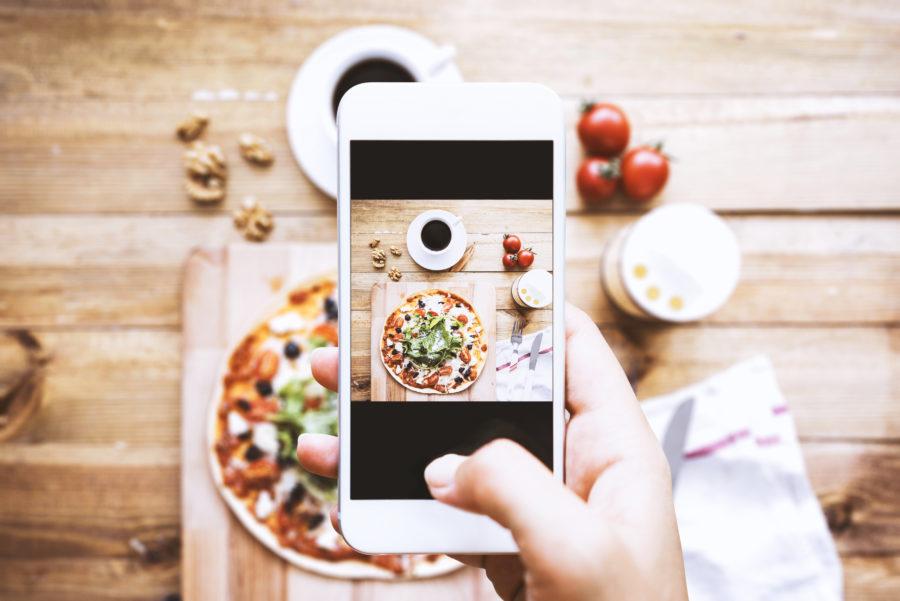 Quali sono i cibi più taggati su Instagram?