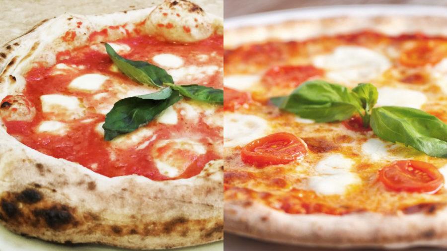 Pizza napoletana e pizza romana: Quali sono le differenze?