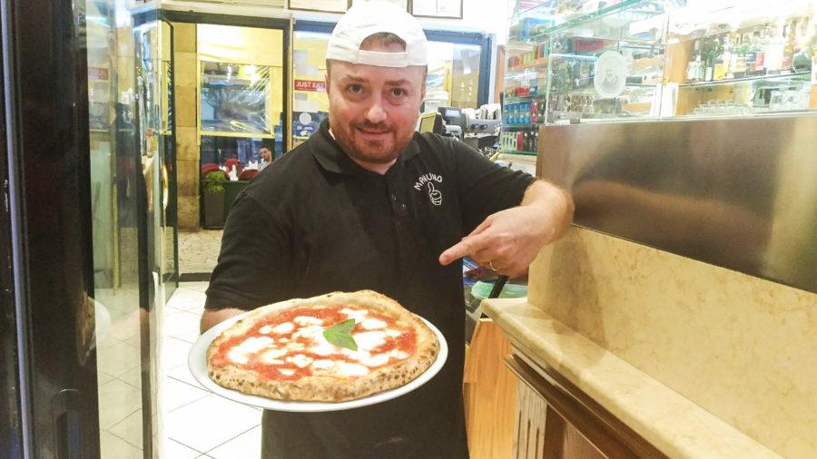 Manuno: Scopri la storia della nostra pizza a Brescia