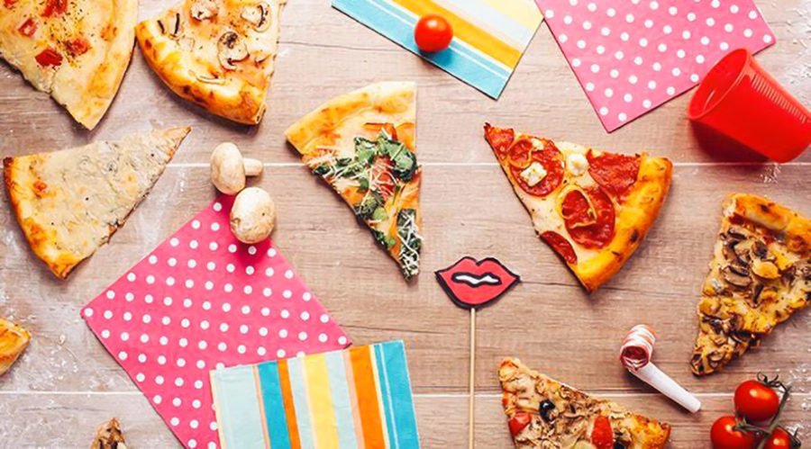 Pizza Party: I consigli per una festa di successo