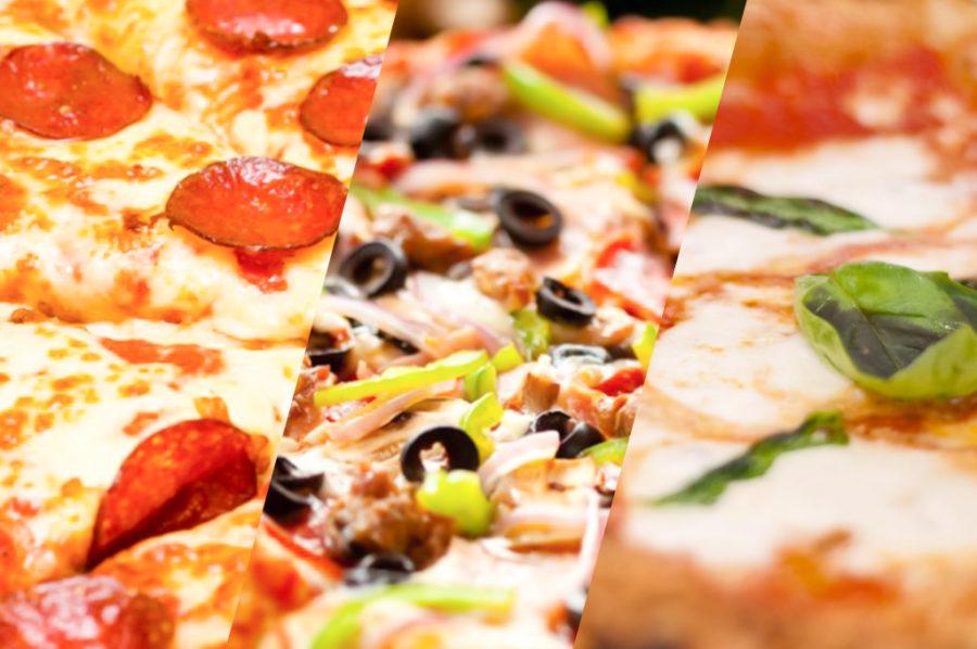 5 tipi di pizza in giro per il mondo
