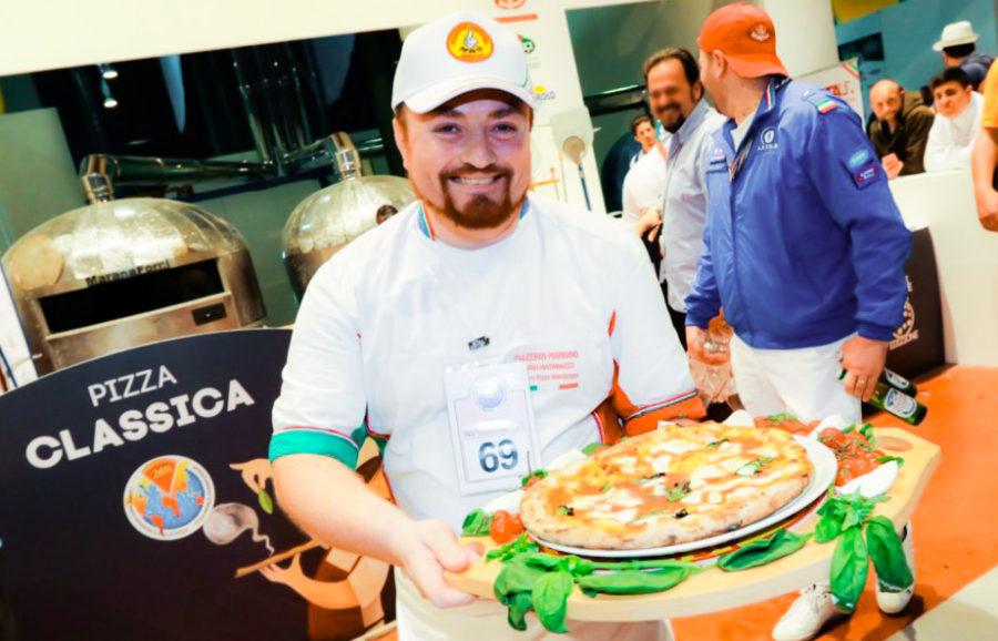 Manuno: Il premio 2016 e la pizza napoletana STG