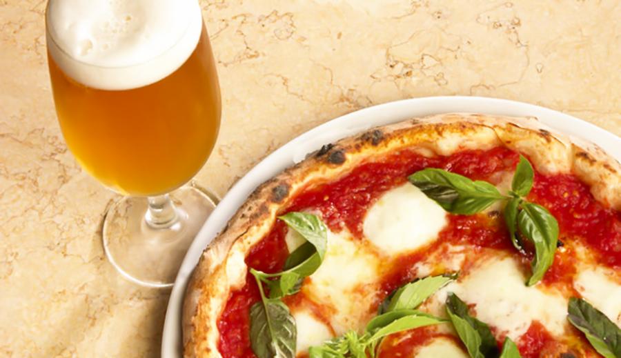 Pizza e birra: La storia dell'abbinamento