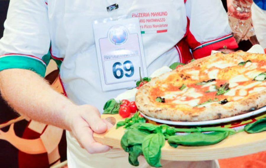 Campionato mondiale della pizza 2019 – secondo posto Mario Matarazzo Brescia