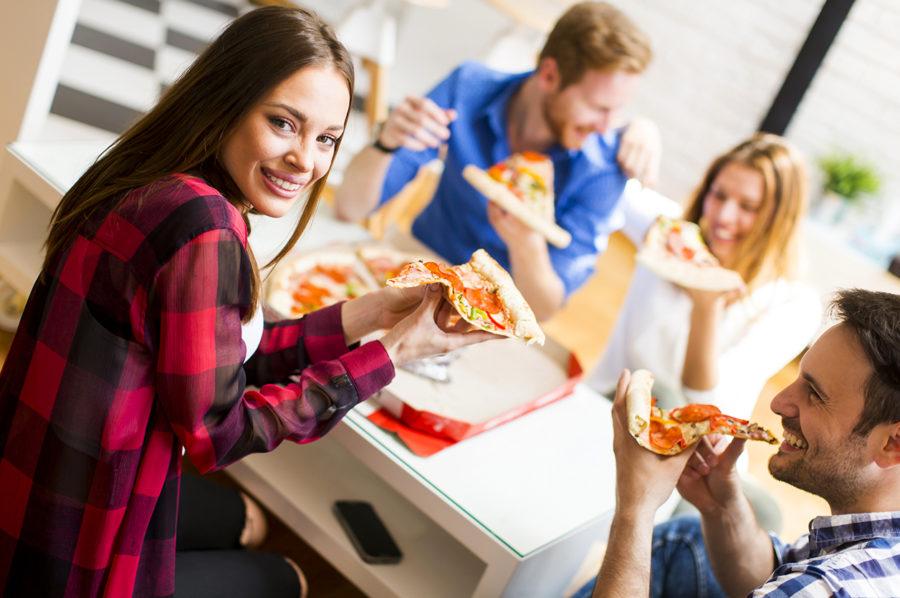 Pizza d'asporto Brescia via Zara 49 e via Creta 80