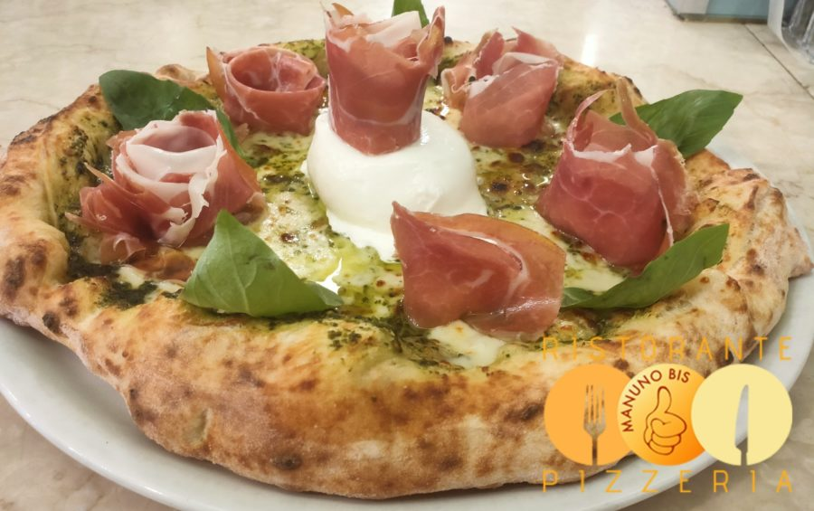 RISTORANTE MANGIARE UNA BUONA PIZZA